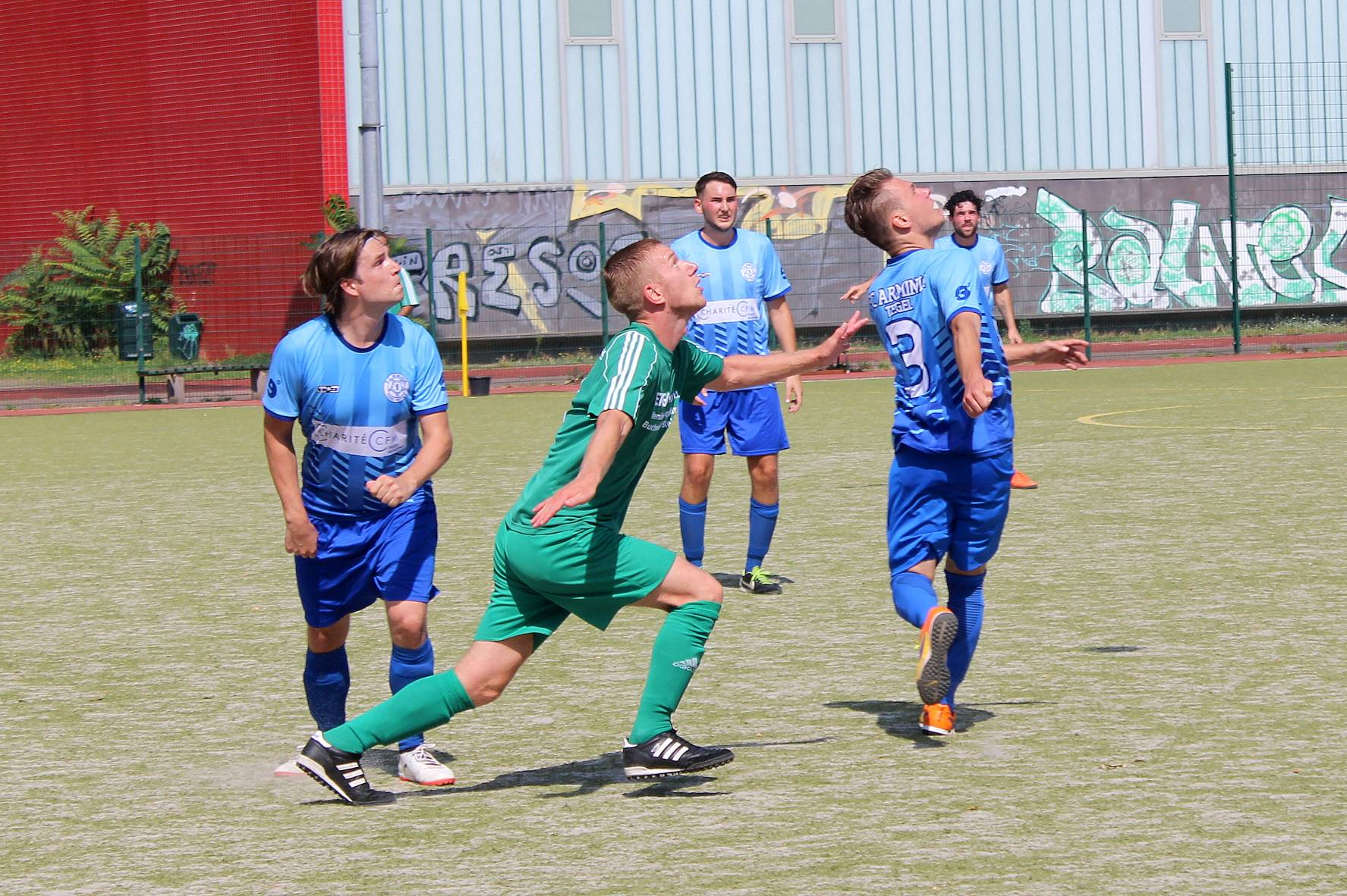 TSV vs. Tegel 07