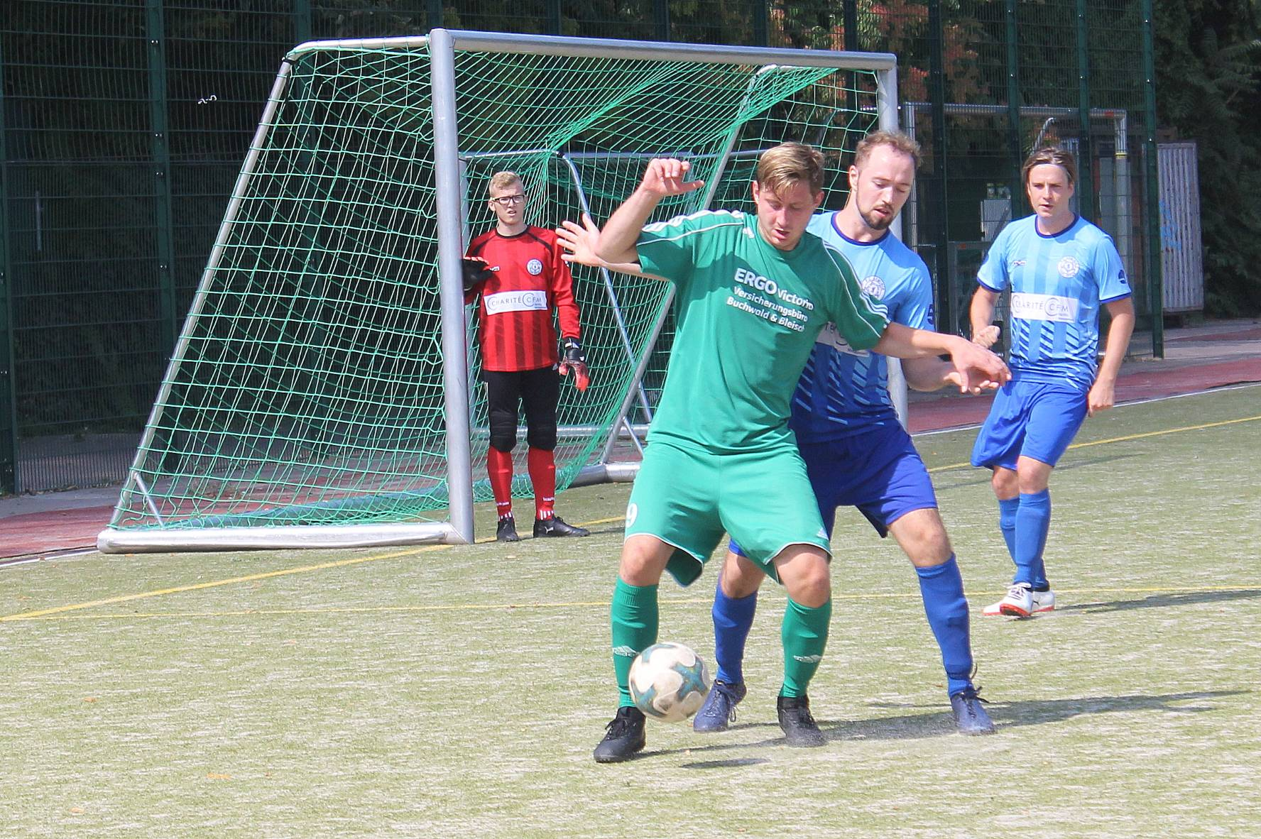TSV vs. Tegel 09