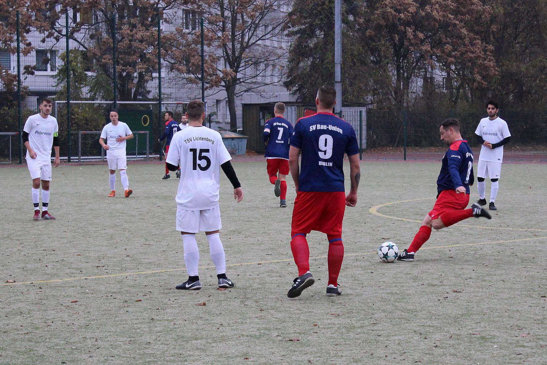TSV II vs. Bau-Union 05
